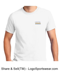 Unisex Gildan Adult Ultra Cotton® T-shirt Design Zoom